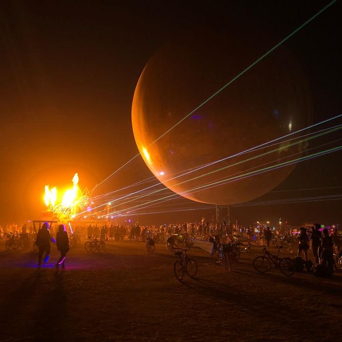 Dünyanın en sıradışı festivali: Burning Man galerisi resim 14