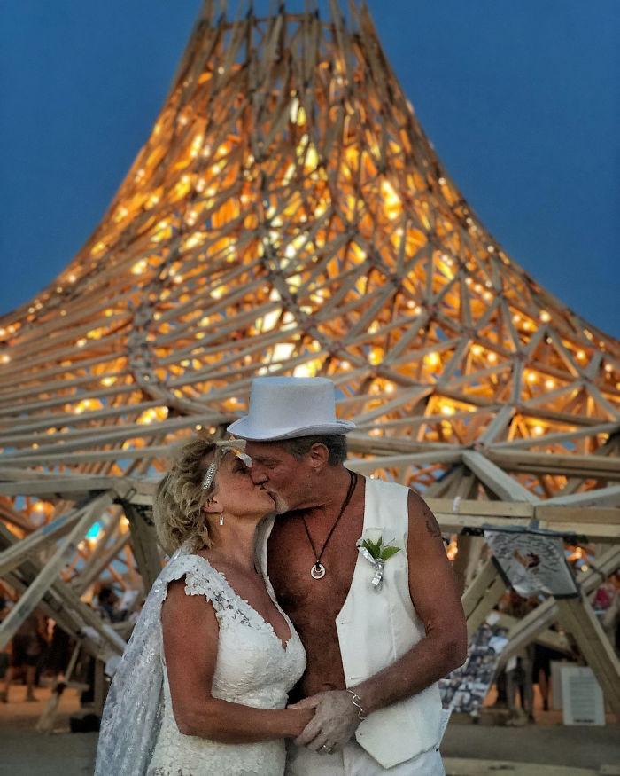 Dünyanın en sıradışı festivali: Burning Man galerisi resim 19