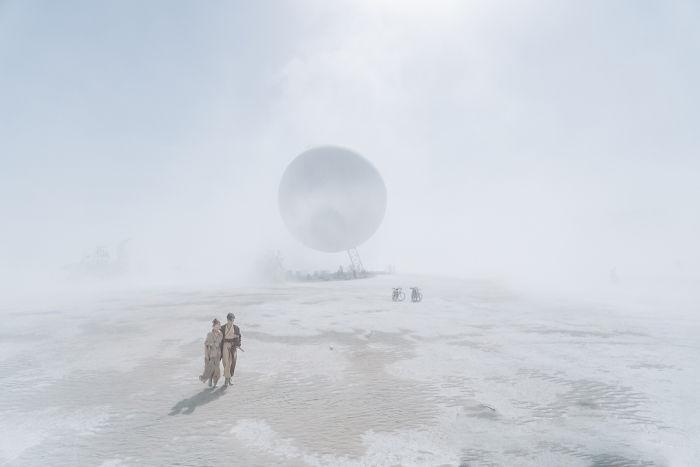 Dünyanın en sıradışı festivali: Burning Man galerisi resim 2