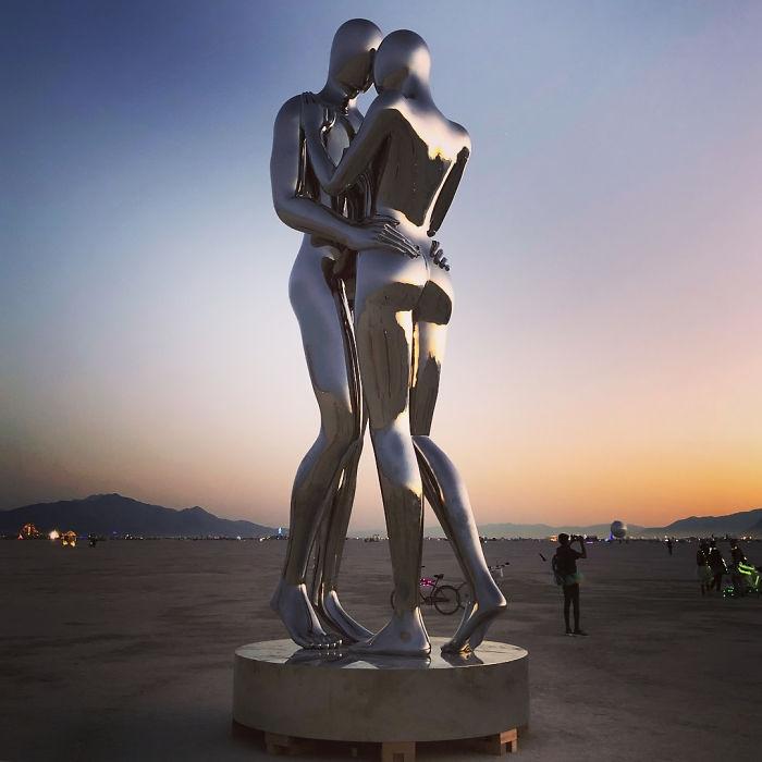 Dünyanın en sıradışı festivali: Burning Man galerisi resim 21