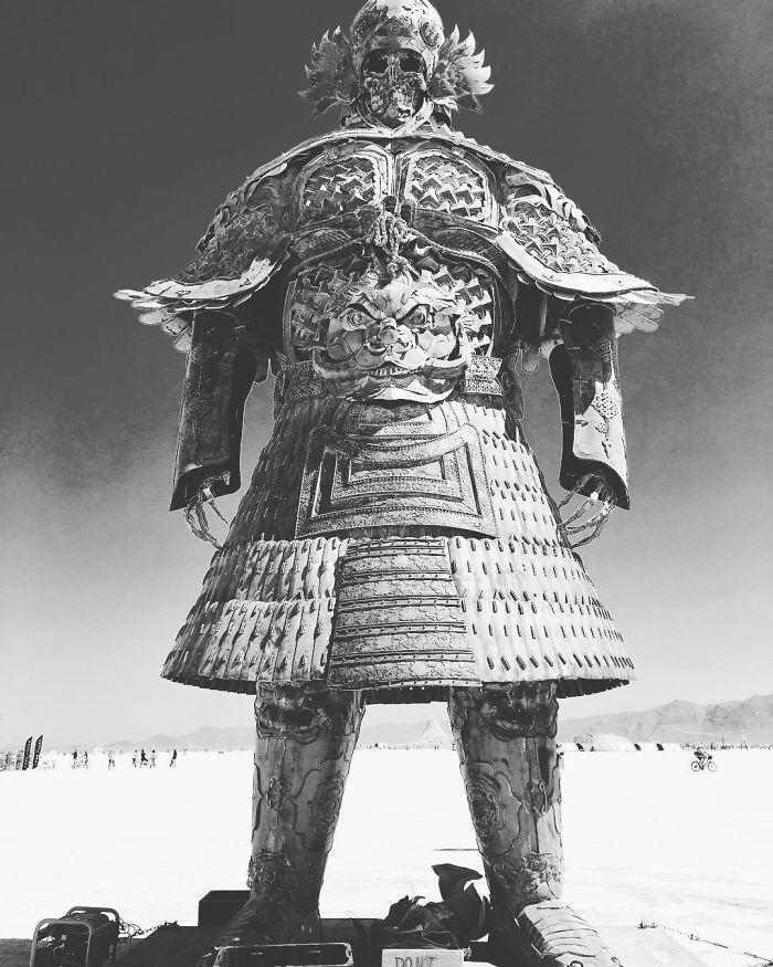 Dünyanın en sıradışı festivali: Burning Man galerisi resim 23