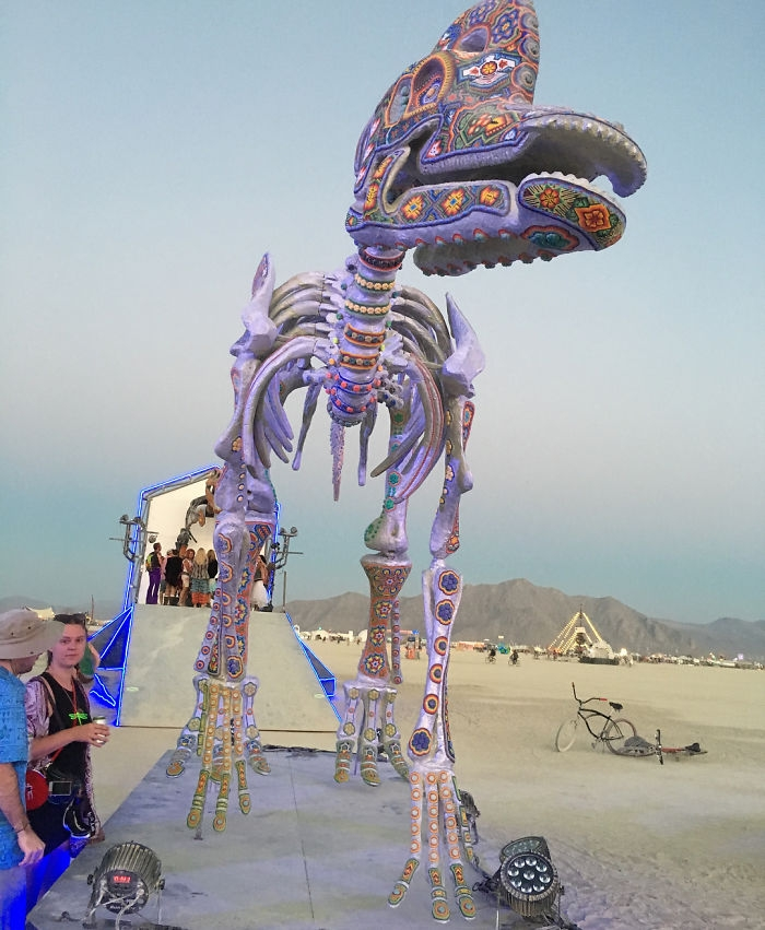 Dünyanın en sıradışı festivali: Burning Man galerisi resim 24