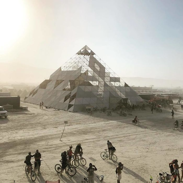 Dünyanın en sıradışı festivali: Burning Man galerisi resim 25