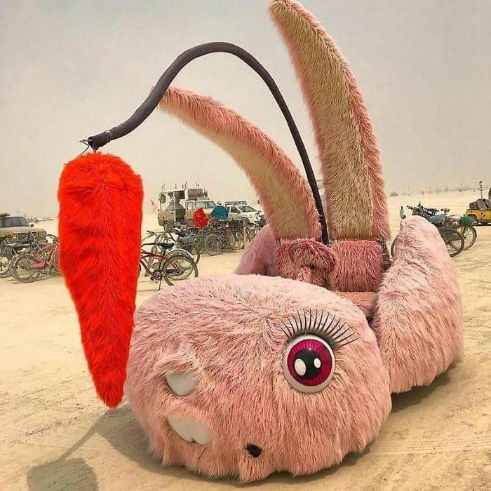 Dünyanın en sıradışı festivali: Burning Man galerisi resim 27