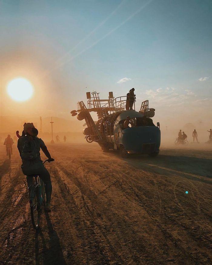 Dünyanın en sıradışı festivali: Burning Man galerisi resim 3