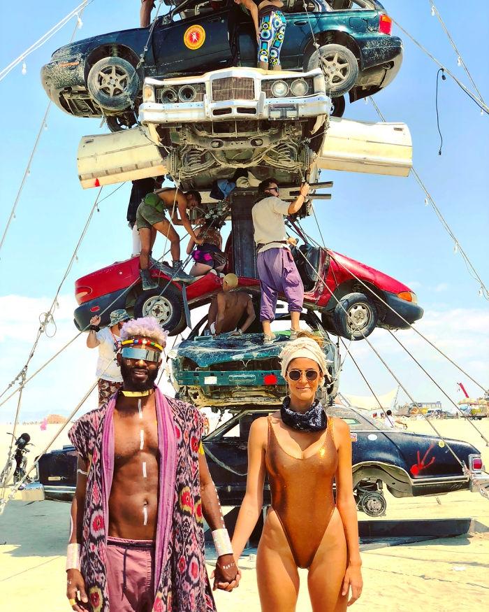 Dünyanın en sıradışı festivali: Burning Man galerisi resim 30