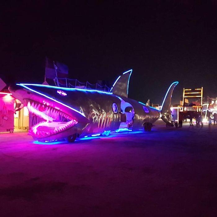 Dünyanın en sıradışı festivali: Burning Man galerisi resim 31