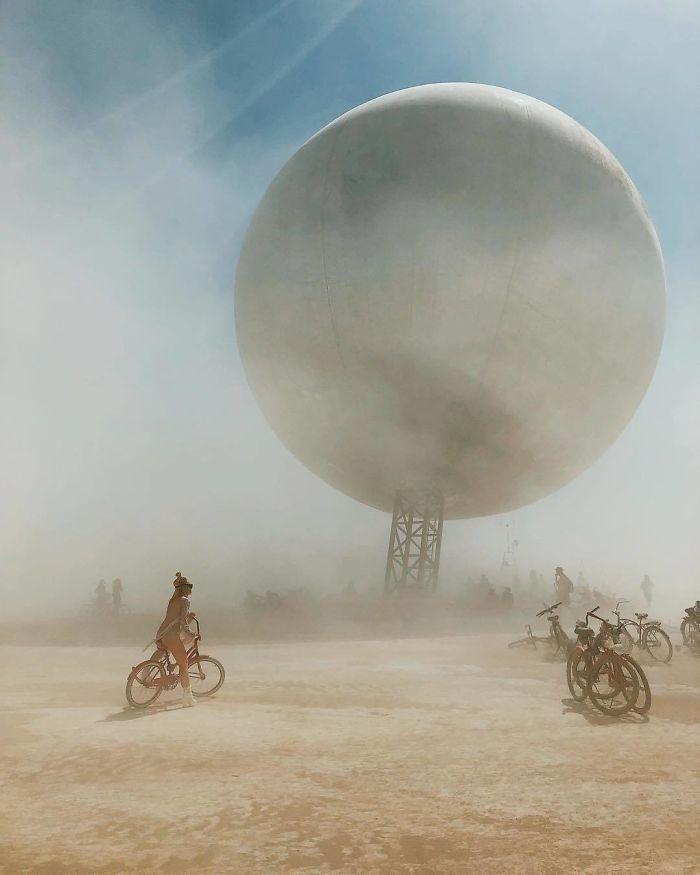 Dünyanın en sıradışı festivali: Burning Man galerisi resim 33