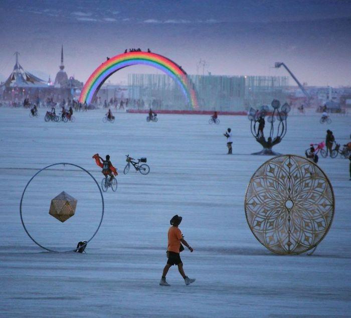 Dünyanın en sıradışı festivali: Burning Man galerisi resim 34
