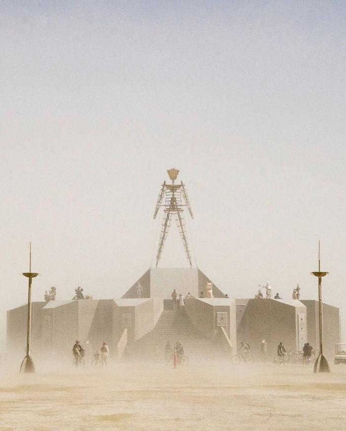 Dünyanın en sıradışı festivali: Burning Man galerisi resim 35