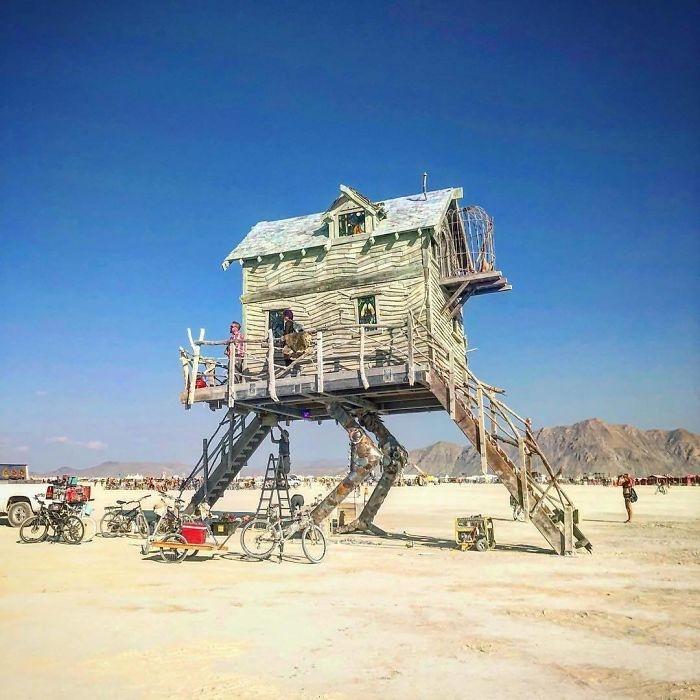 Dünyanın en sıradışı festivali: Burning Man galerisi resim 39