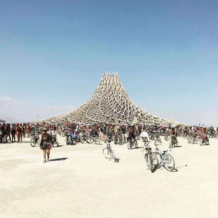 Dünyanın en sıradışı festivali: Burning Man galerisi resim 42