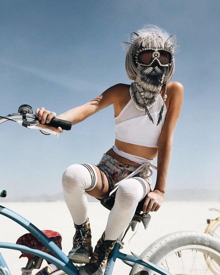 Dünyanın en sıradışı festivali: Burning Man galerisi resim 45
