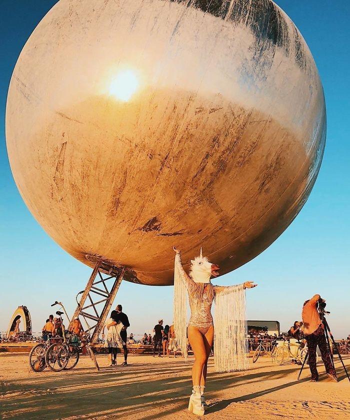 Dünyanın en sıradışı festivali: Burning Man galerisi resim 46