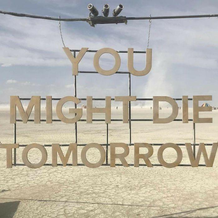 Dünyanın en sıradışı festivali: Burning Man galerisi resim 47