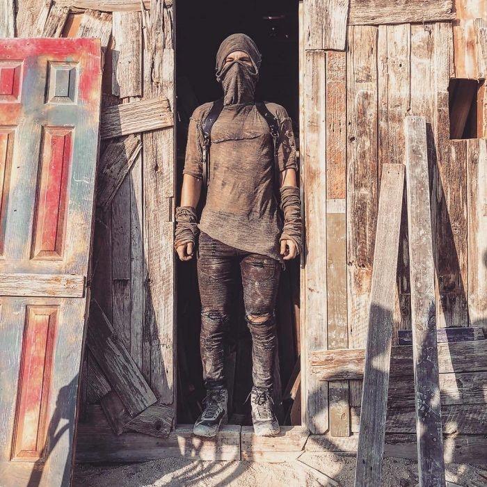 Dünyanın en sıradışı festivali: Burning Man galerisi resim 49