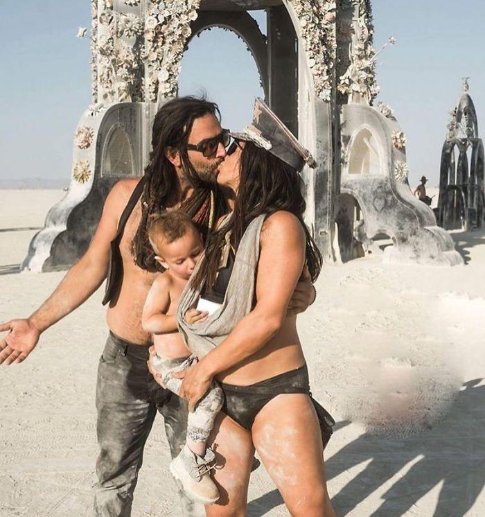 Dünyanın en sıradışı festivali: Burning Man galerisi resim 5