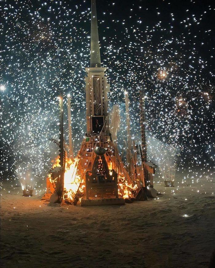Dünyanın en sıradışı festivali: Burning Man galerisi resim 50
