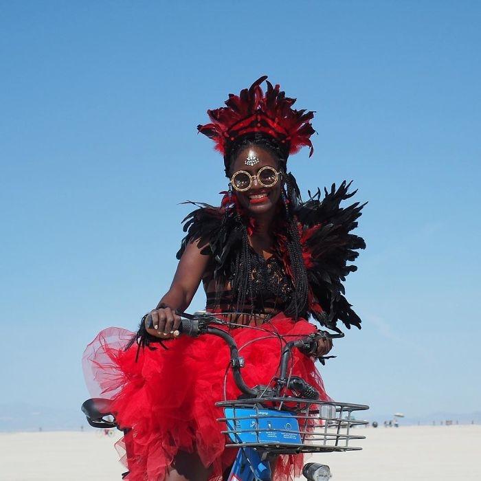 Dünyanın en sıradışı festivali: Burning Man galerisi resim 52