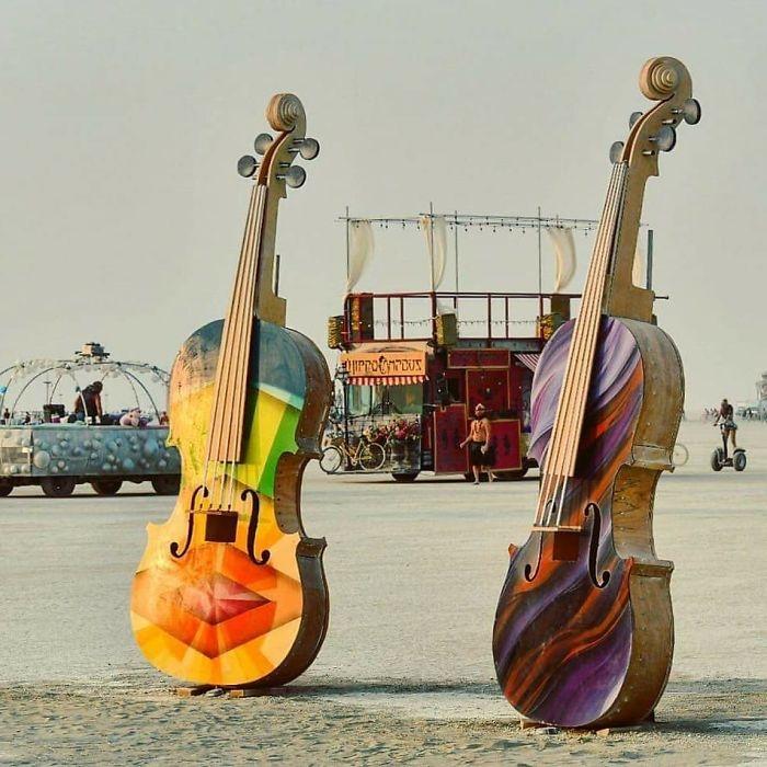 Dünyanın en sıradışı festivali: Burning Man galerisi resim 55