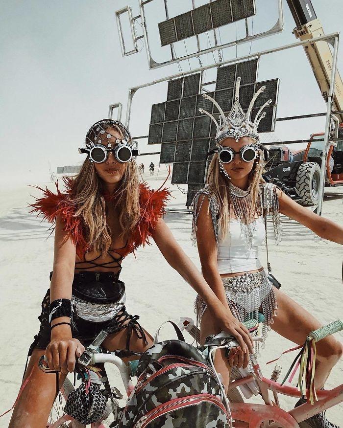Dünyanın en sıradışı festivali: Burning Man galerisi resim 59