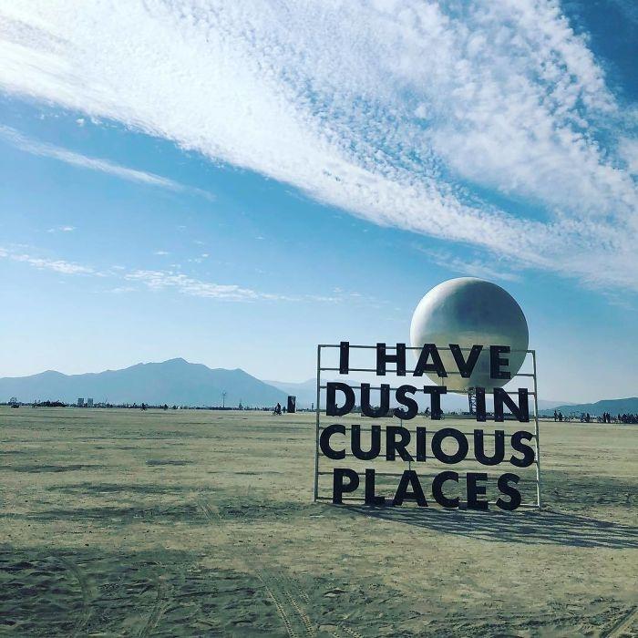 Dünyanın en sıradışı festivali: Burning Man galerisi resim 6