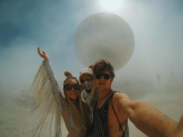 Dünyanın en sıradışı festivali: Burning Man galerisi resim 61