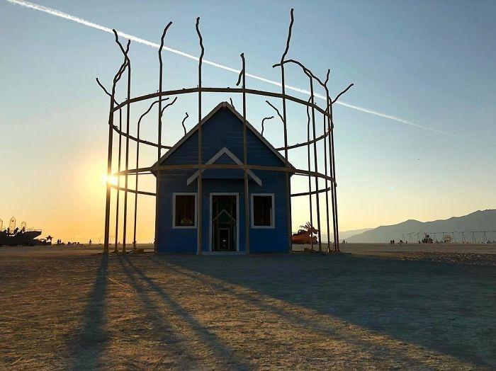 Dünyanın en sıradışı festivali: Burning Man galerisi resim 63
