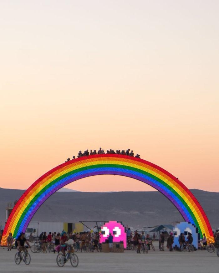 Dünyanın en sıradışı festivali: Burning Man galerisi resim 64