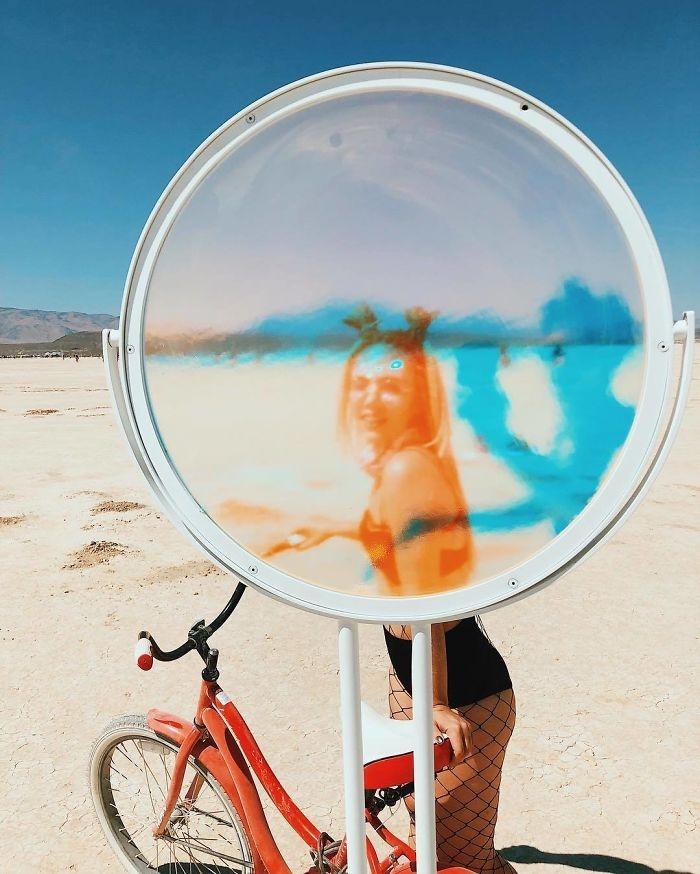 Dünyanın en sıradışı festivali: Burning Man galerisi resim 65