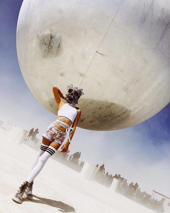 Dünyanın en sıradışı festivali: Burning Man galerisi resim 68