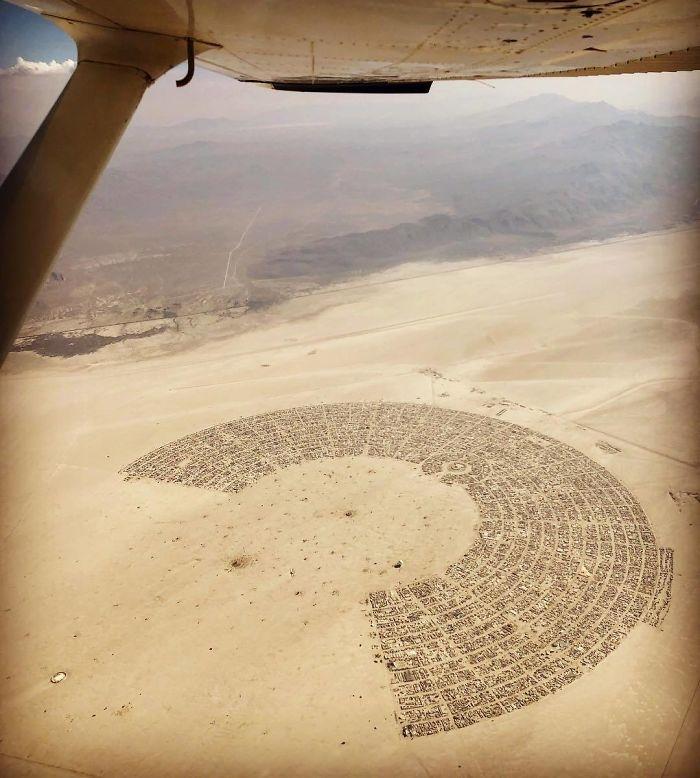 Dünyanın en sıradışı festivali: Burning Man galerisi resim 7