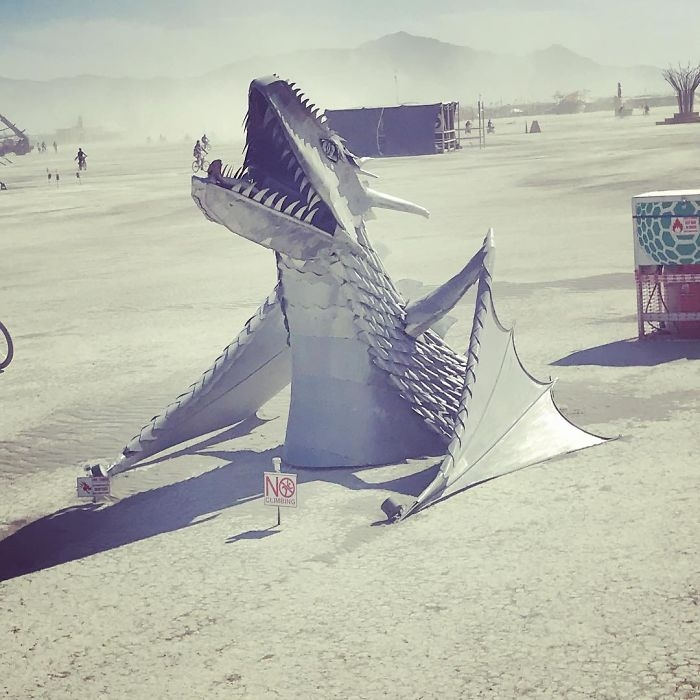 Dünyanın en sıradışı festivali: Burning Man galerisi resim 70