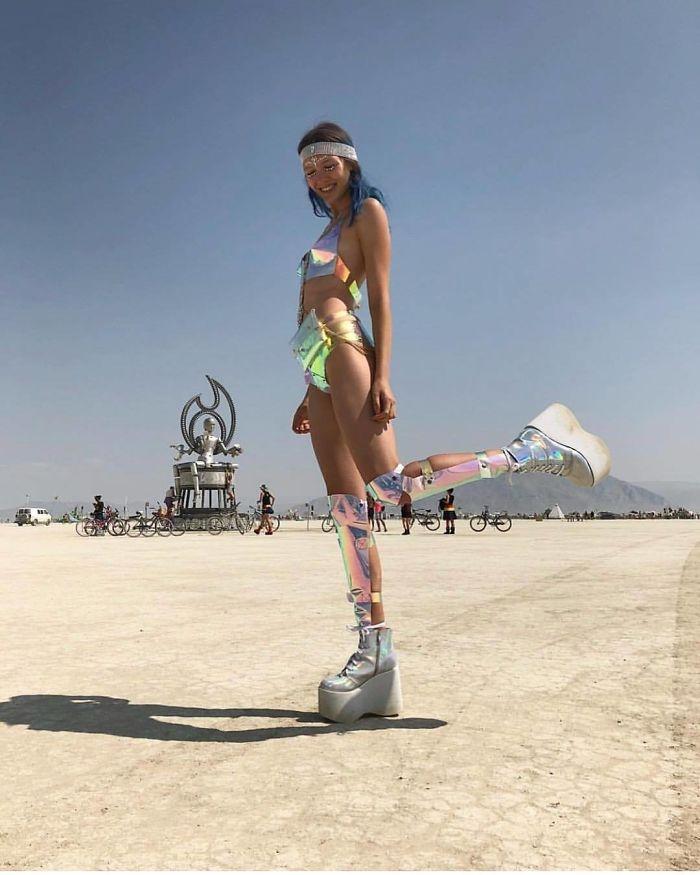 Dünyanın en sıradışı festivali: Burning Man galerisi resim 76