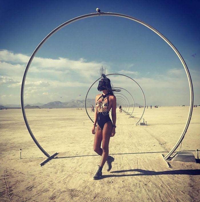 Dünyanın en sıradışı festivali: Burning Man galerisi resim 77