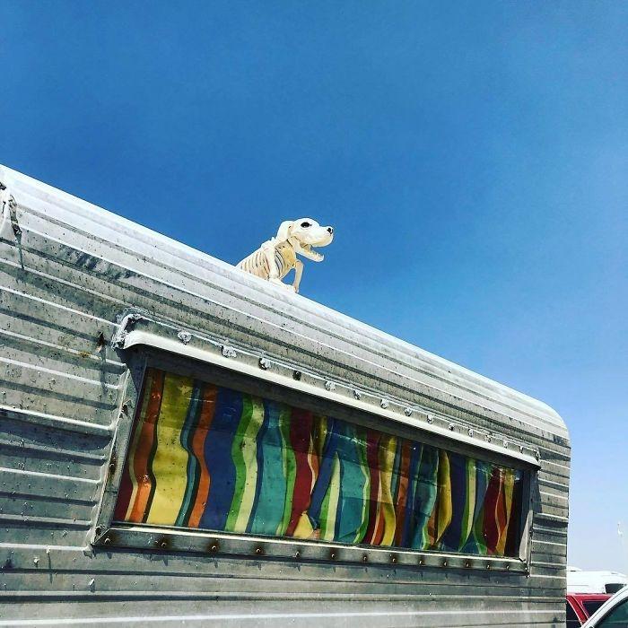 Dünyanın en sıradışı festivali: Burning Man galerisi resim 82