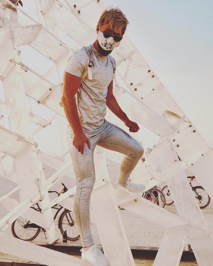 Dünyanın en sıradışı festivali: Burning Man galerisi resim 83