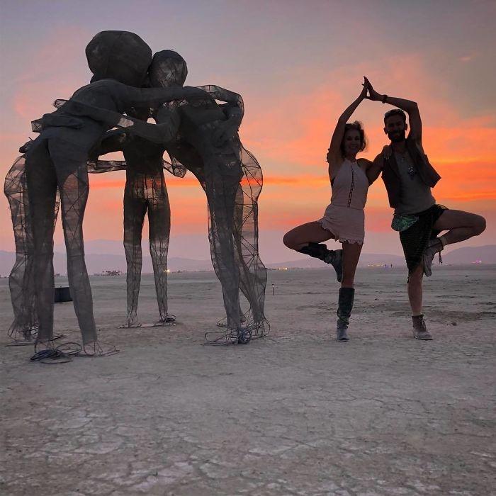 Dünyanın en sıradışı festivali: Burning Man galerisi resim 85