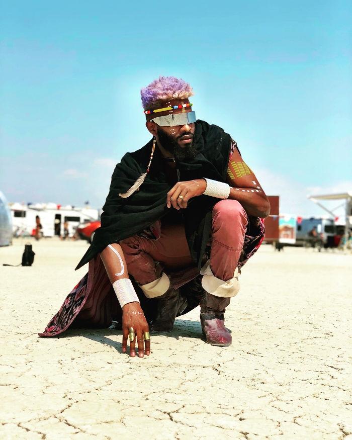 Dünyanın en sıradışı festivali: Burning Man galerisi resim 87