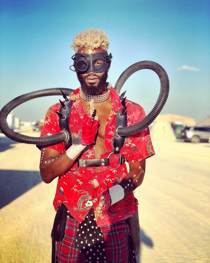 Dünyanın en sıradışı festivali: Burning Man galerisi resim 89
