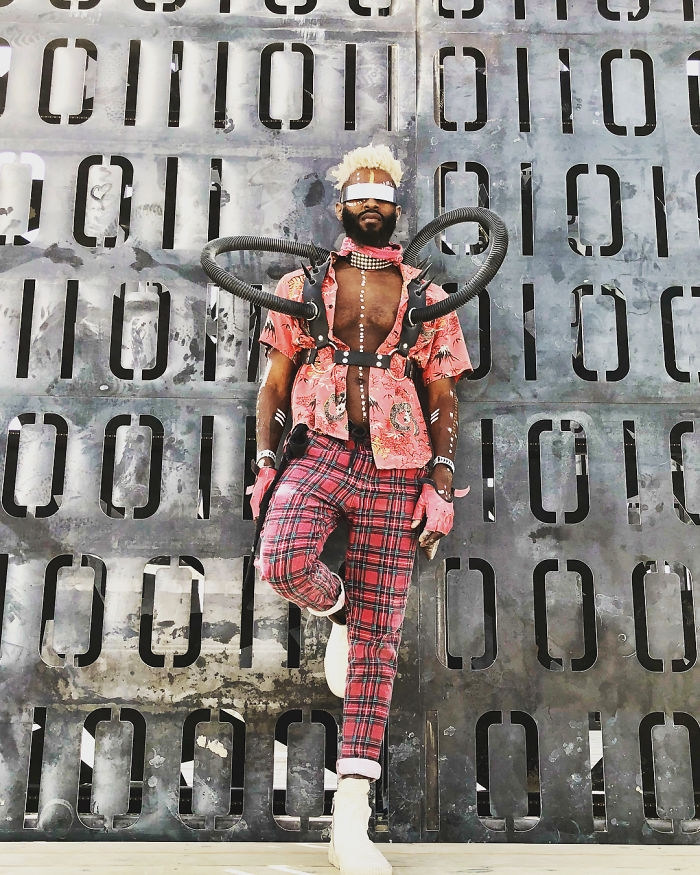 Dünyanın en sıradışı festivali: Burning Man galerisi resim 90