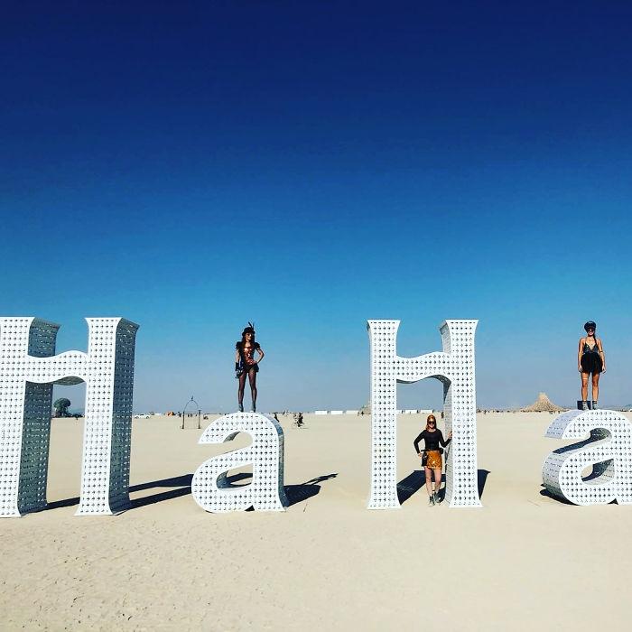 Dünyanın en sıradışı festivali: Burning Man galerisi resim 92