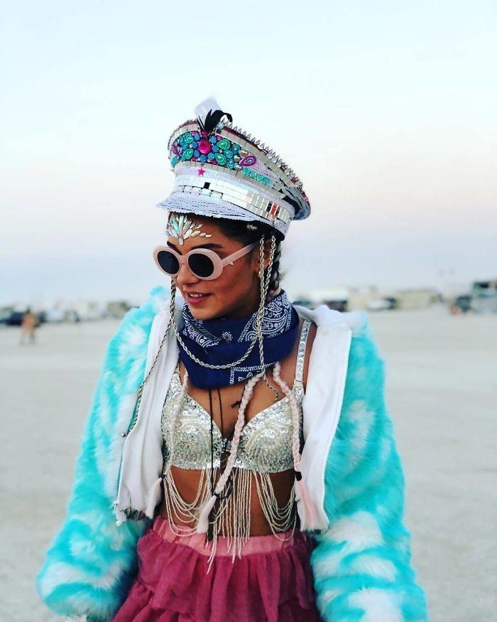 Dünyanın en sıradışı festivali: Burning Man galerisi resim 94