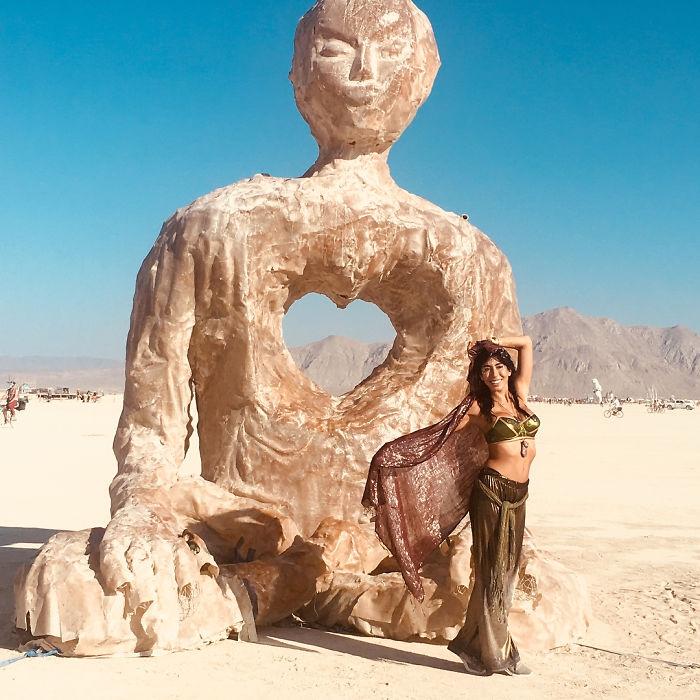 Dünyanın en sıradışı festivali: Burning Man galerisi resim 95