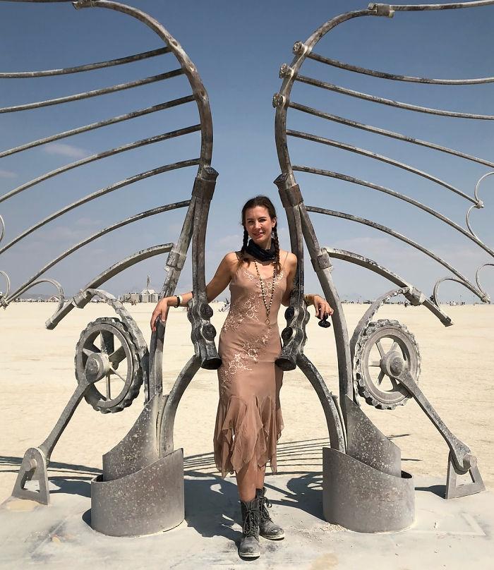 Dünyanın en sıradışı festivali: Burning Man galerisi resim 96