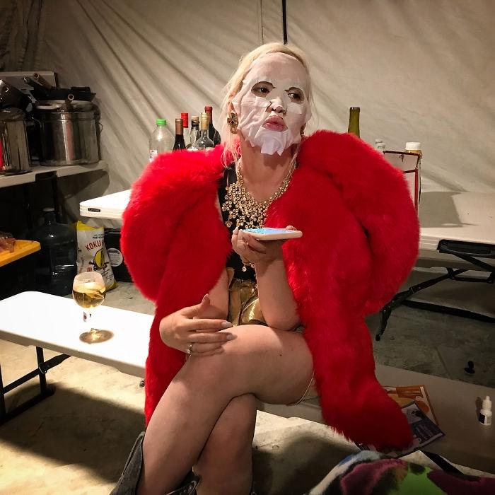 Dünyanın en sıradışı festivali: Burning Man galerisi resim 97
