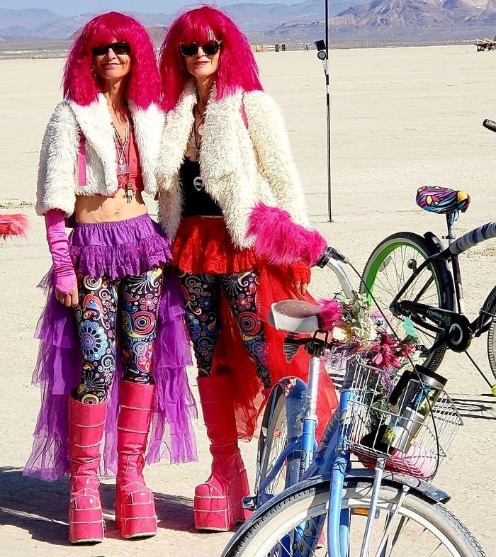 Dünyanın en sıradışı festivali: Burning Man galerisi resim 99