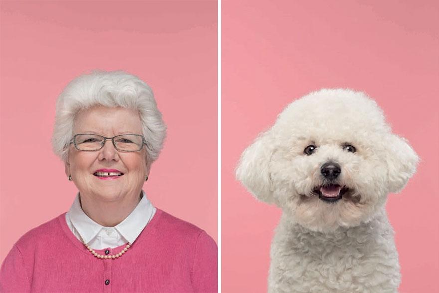 Köpekler ve sahipleri galerisi resim 1