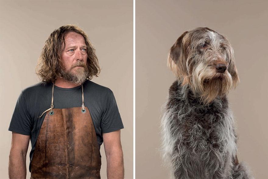 Köpekler ve sahipleri galerisi resim 8