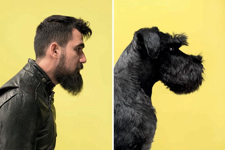 Köpekler ve sahipleri galerisi resim 9